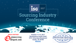 SOURCING INDUSTRY CONFERENCE