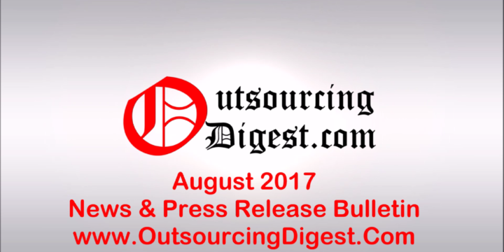 August 2017 News and Press Releases Bulletin