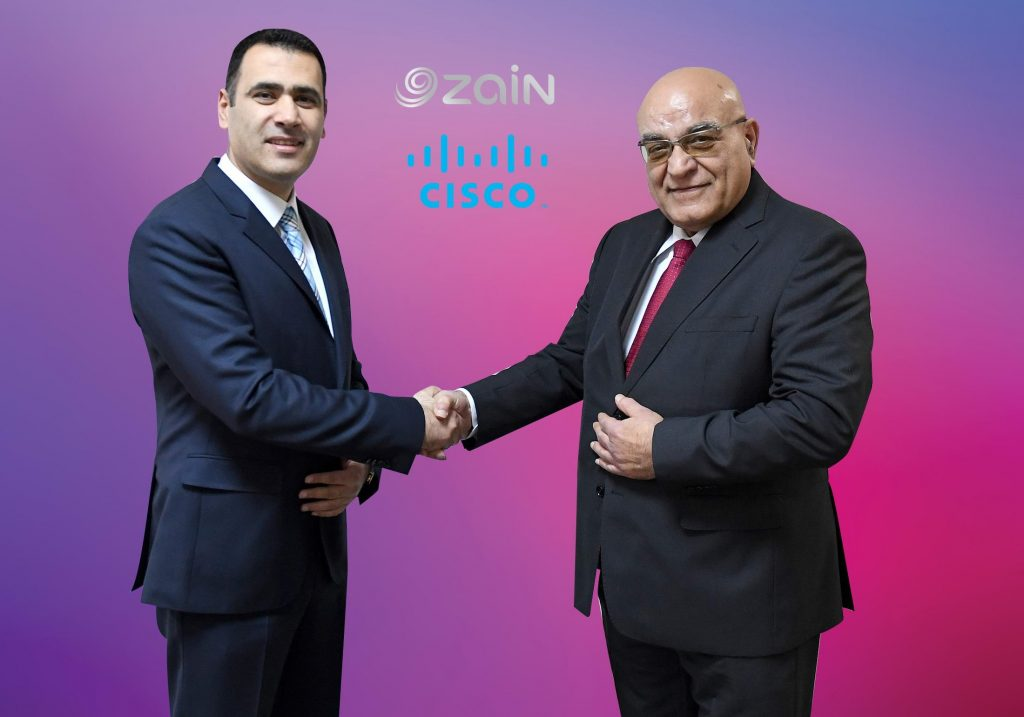 Zain Group and Cisco Blaze Innovation Trail to Drive Network Transformation for the Digital Era