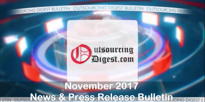 November 2017 News And Press Releases Bulletin (Video)