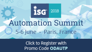 Automation Summit 2018