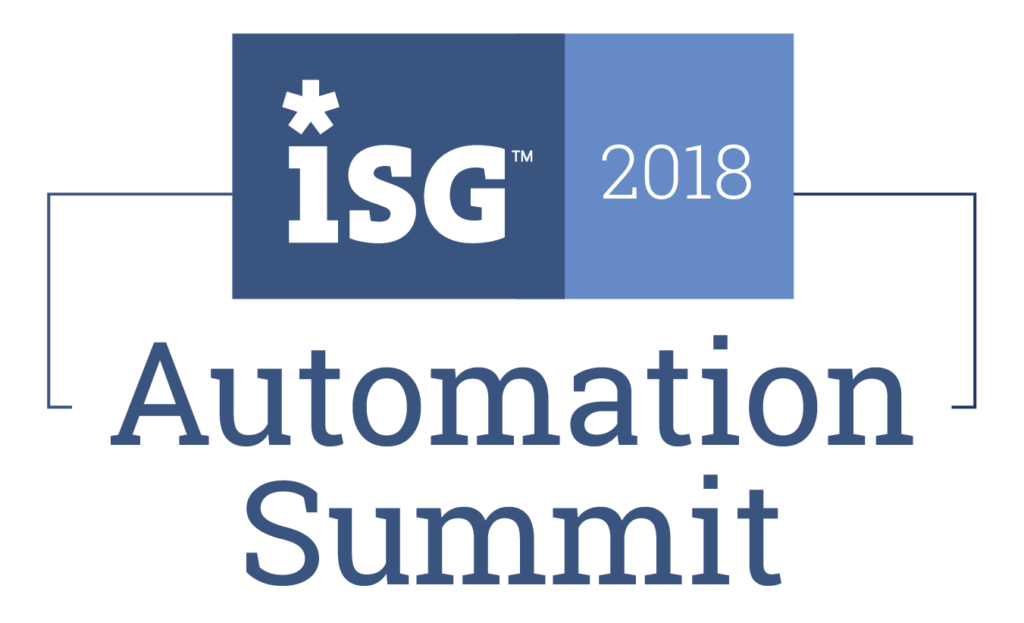 ISG Automation Summit
