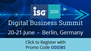 ISG Digital Business Summit Berlin