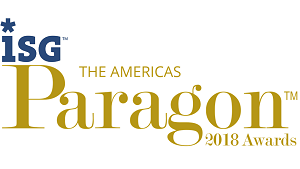 ISG Paragon Awards Americas