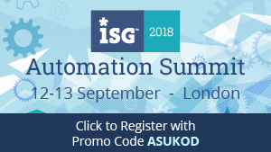Automation Summit London 2018